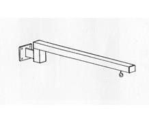 HEAVY DUTY WALL MOUNTED TOOL SUPPORTS